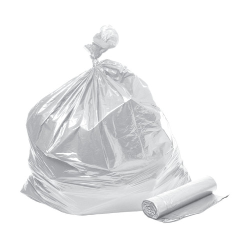 Clear Trash Liners