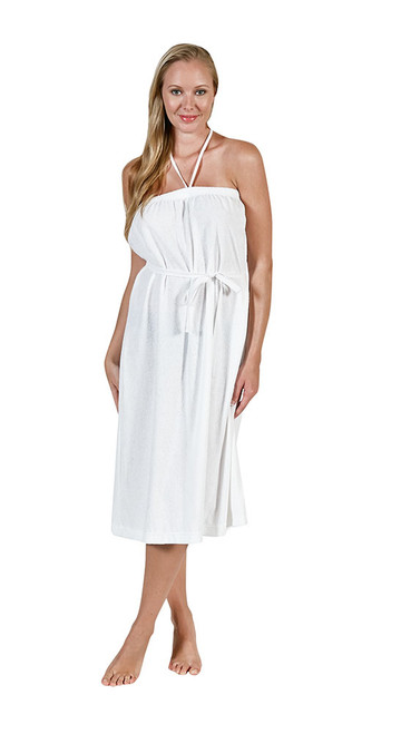Terry Spa Gown