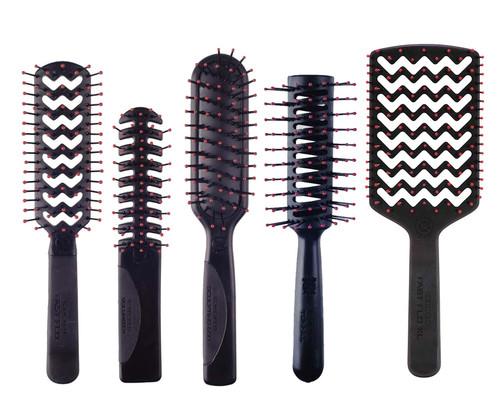 Static Free Brushes