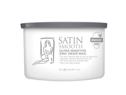 Ultra Sensitive Zinc Oxide Wax