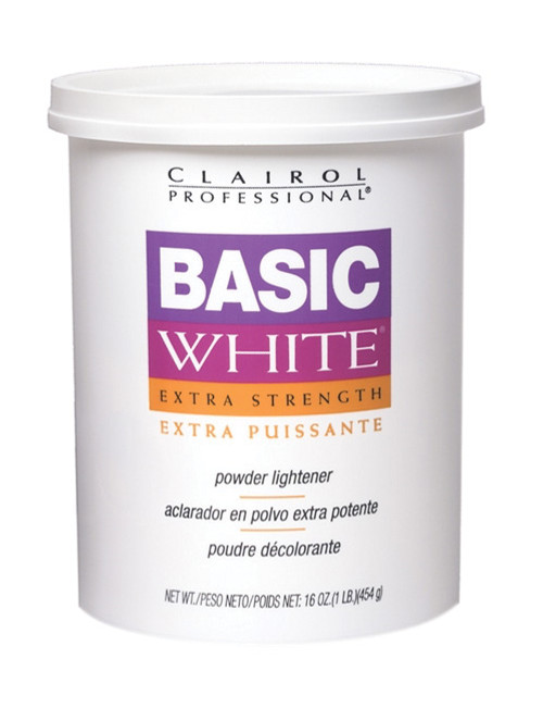 Clairol Basic White