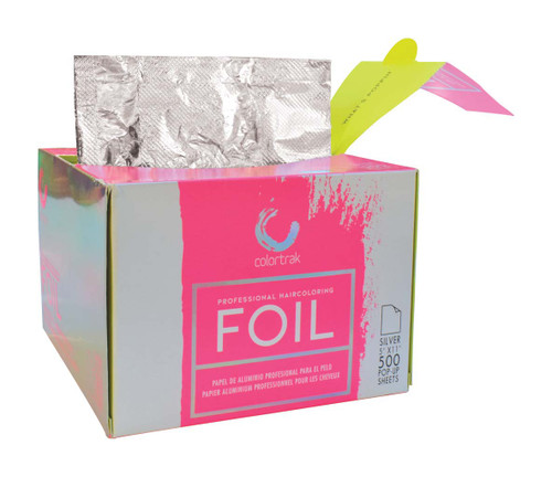 Colortrak 500 Count Foil Pop-Up Sheets