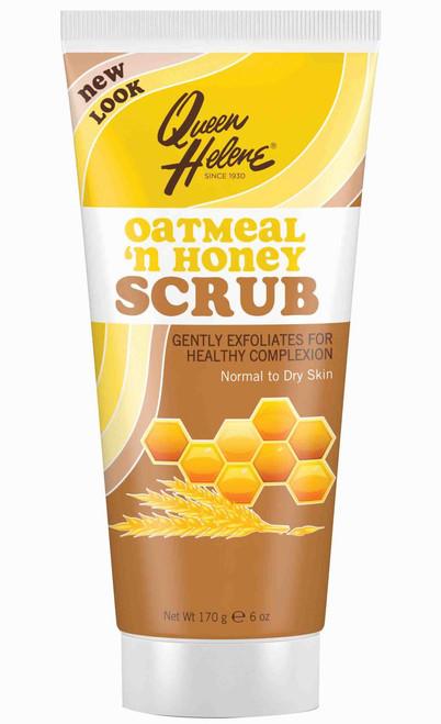 Oatmeal N Honey Facial Scrub