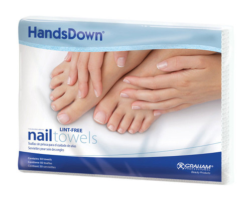 Hands Down Nail Towels