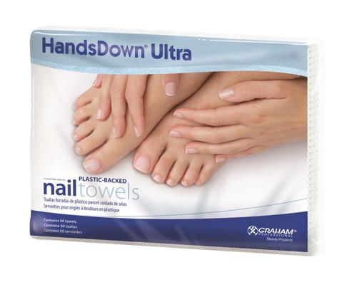 Hands Down Ultra Nail Towel