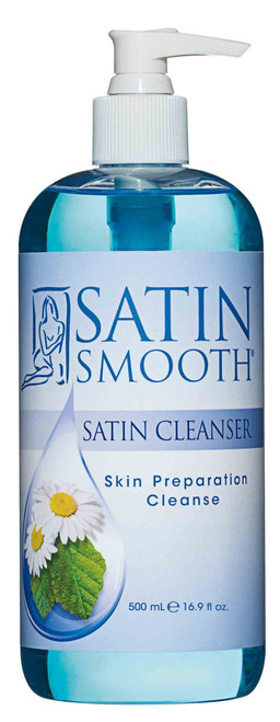 Satin Cleanse Skin Preparation Cleanser