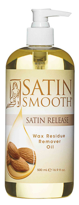 Satin Release Residue Remover