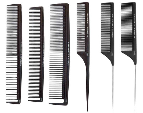 Cricket Carbon Combs