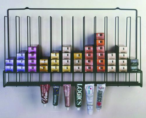 Tube Color Rack
