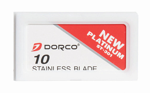 Dorco Stainless Steel Blades -Dispenser Pack