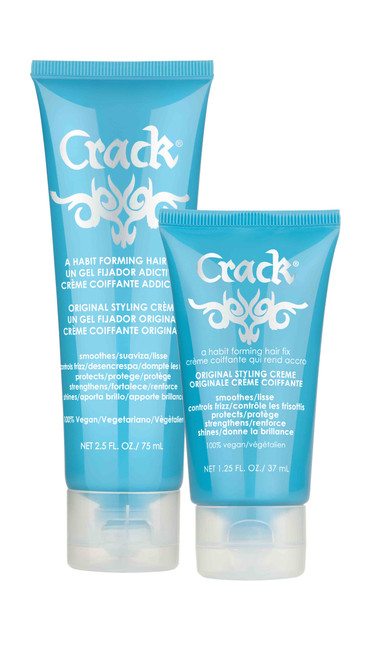 Crack Hair Fix Styling Créme