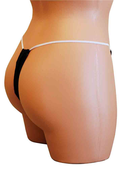 Ladies Disposable Thong