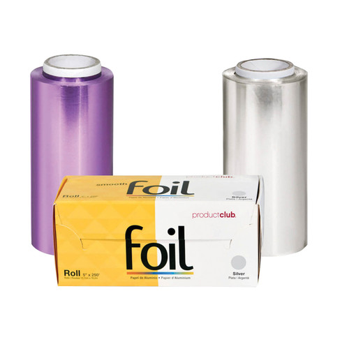Smooth Roll Foil