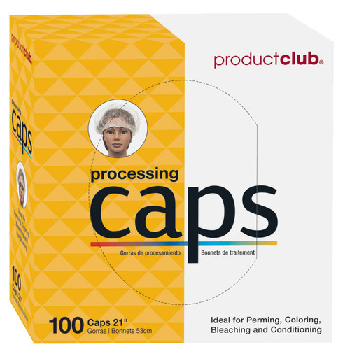 Disposable Processing Caps