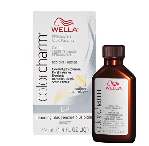 Wella Color Charm Blonding Plus