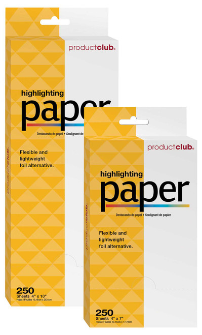 Highlighting Paper Wraps