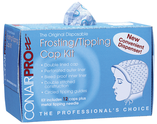 Frosting/Tipping Caps