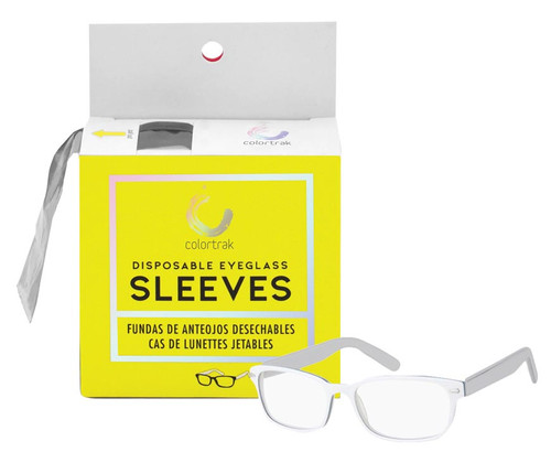 Disposable Eyeglass Sleeves