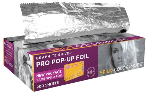 ColorMode Graphite Silver Pro Pop-Up Foil
