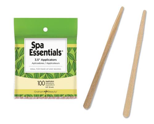"""Spa Essentials 3-1/2"""" Applicators"""