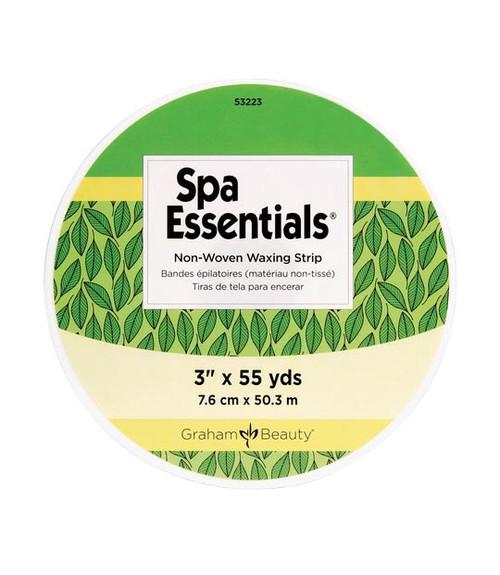Spa Essentials Non Woven Waxing Strip Roll