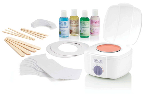 Single Warmer Wax Kit