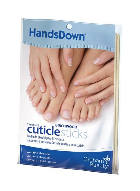"Hands Down 7"" Cuticle Sticks"