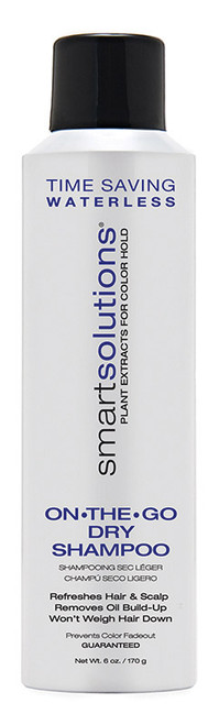 Smart Solutions On-The-Go Dry Shampoo