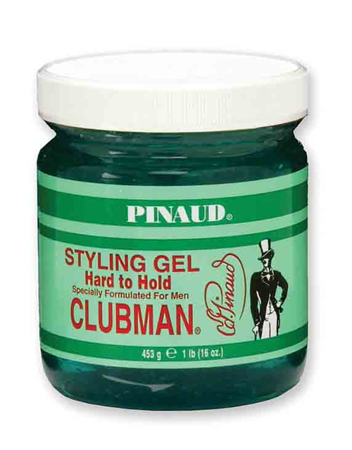 Clubman Hard to Hold Styling Gel