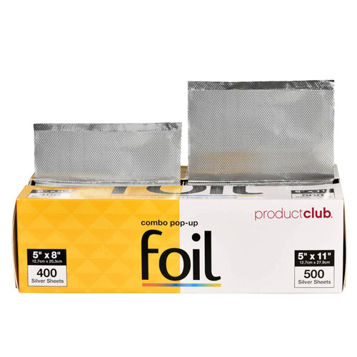 Ready to Use Foil Pop-Up Combo Box