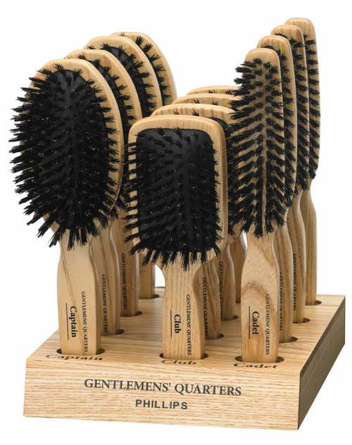 Gentleman's Quarters Brushes