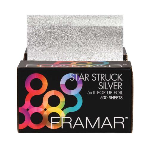 Framar Silver Pop-Up Foil
