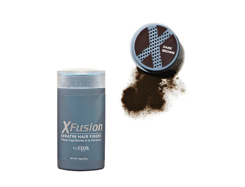 Xfusion Keratin Fibers - 3G Travel Size