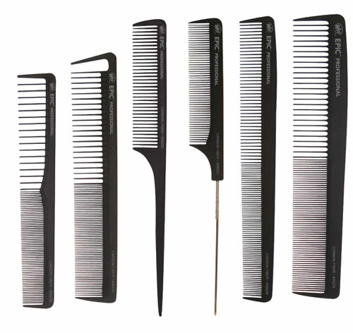 Wet Brush EPIC™ Professional Carbon Combs