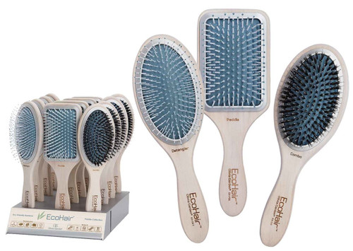 Eco Hair Styling Brushes