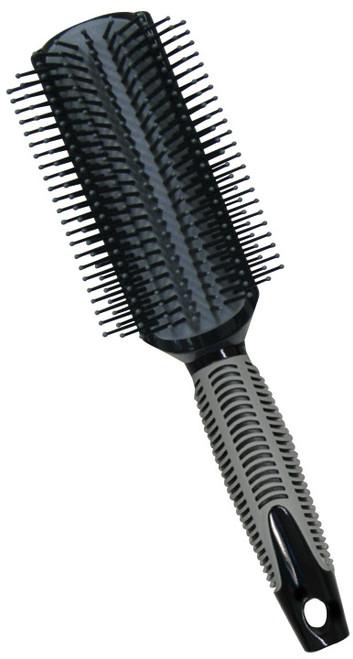 Ceramic Rubber Base Styling Brush