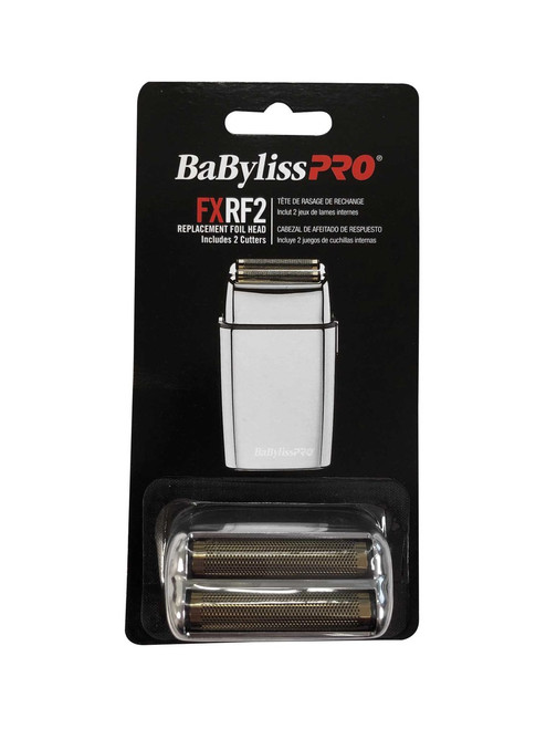 Babyliss Silver Metal Foil Shaver Replacement Foil & Cutter Bar