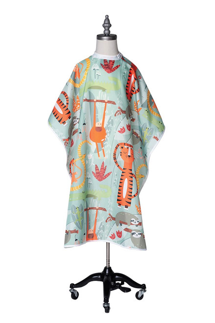 Forest Animals Kids Cape