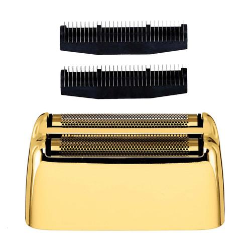 Babyliss Gold Metal Dobule Foil Shaver Replacement Foil & Cutter Bar