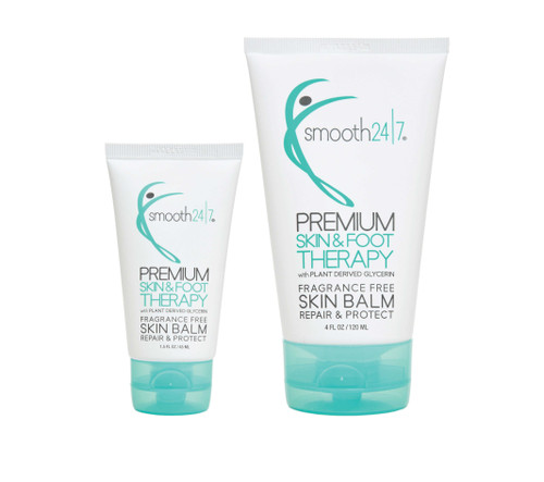 Smooth 24/7 Premium Skin & Foot Therapy Lotion