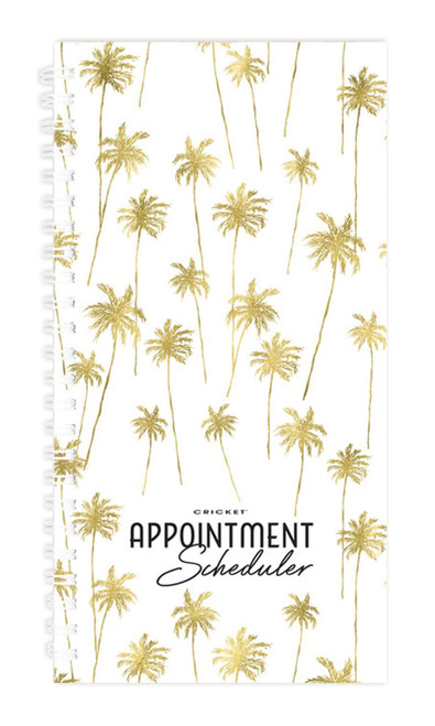 Cricket 3 Column Appointment Book