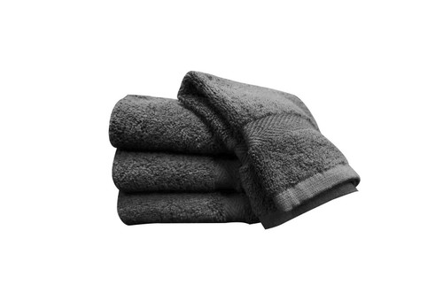 Majestic Wash Cloths - Charcoal Inventory Reduction