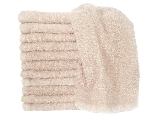 Majestic Hand Towels - Beige Inventory Reduction