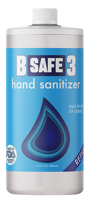 B Safe Hand Sanitizer