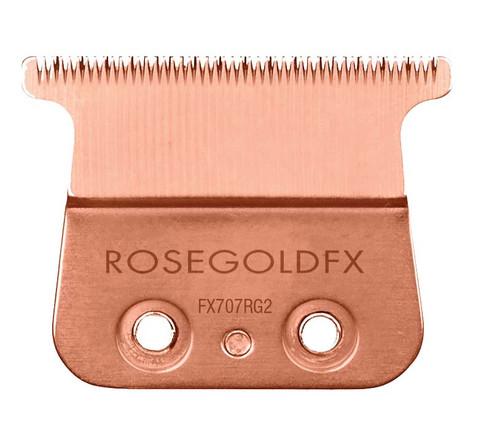 Rose Gold FX Deep Tooth Blade
