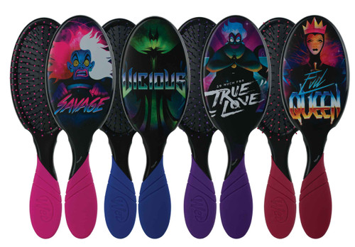Wet Brush Pro Disney Villains Collection