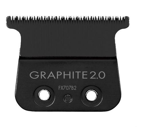 Black Graphite Deep Tooth T-Blade