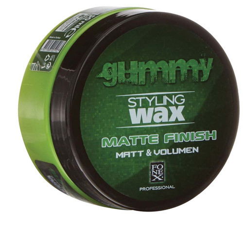 Gummy Matte Finish Styling Wax