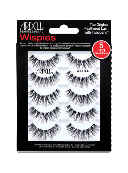 Ardell Wispies Strip Lash Multipack (5 Pack)