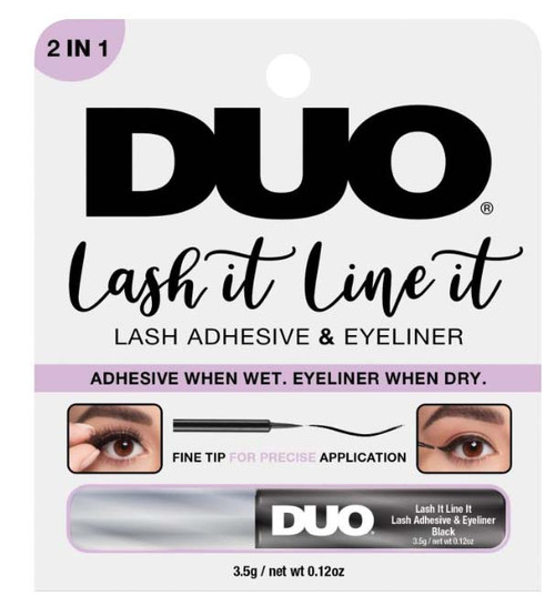 Duo Lash It, Line It